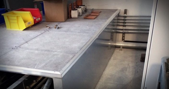 Industrial Applications for Raised Access Flooring